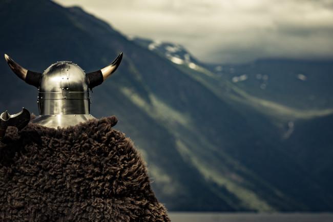 Viking in Norway
