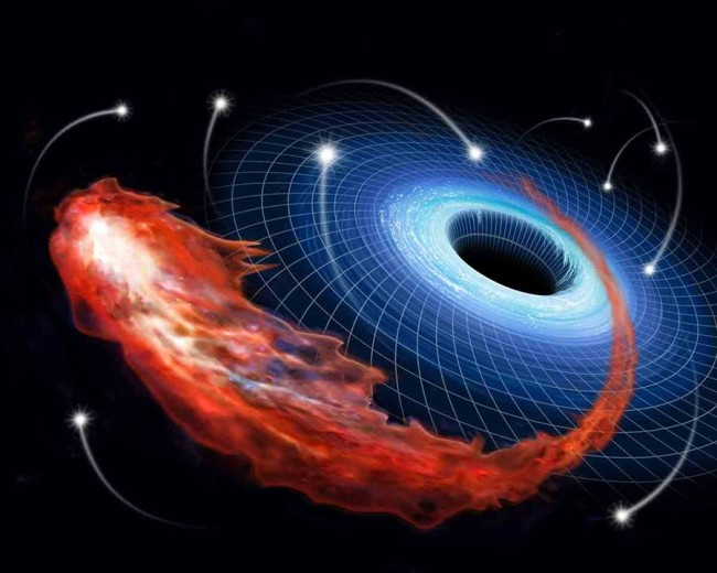 Black Hole Roen Kelly