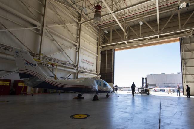 NASAElectricAirplane