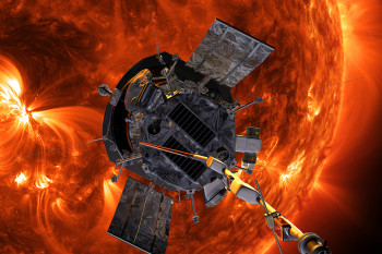 Listen to the Solar Wind With New Data From NASA's Parker Solar Probe