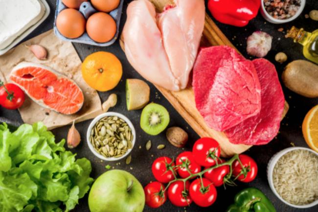 Low FODMAP foods - Shutterstock
