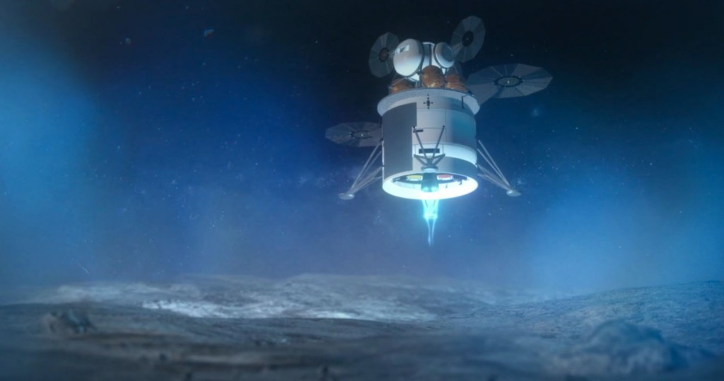 NASA Names 2024 Moon Mission 'Artemis,' Asks Congress for Funding