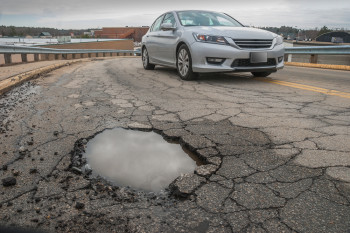Think Cities Have Pothole Problems Now? Just Wait