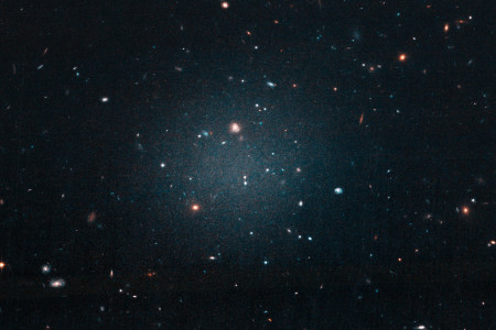 Do All Galaxies Have Dark Matter?
