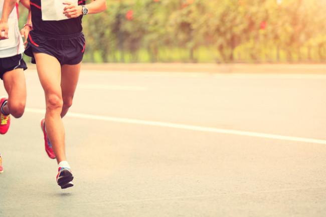 Runners Athletes - Shutterstock