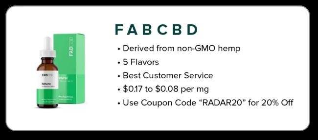 cbd oil for anxiety fabcbd