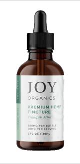 Huile de CBD Joy Organics