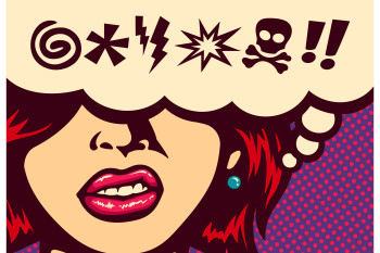 Worried About Swearing Too Much? Science Says You Shouldn't Be
