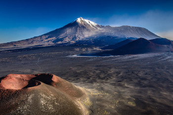 There's a Russian Volcano That Erupts Diamonds
