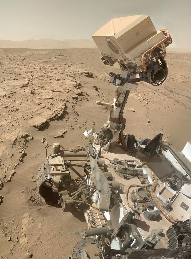 Curiosity Rover - NASA