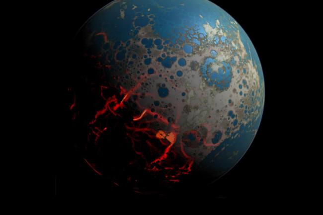 early earth - NASA