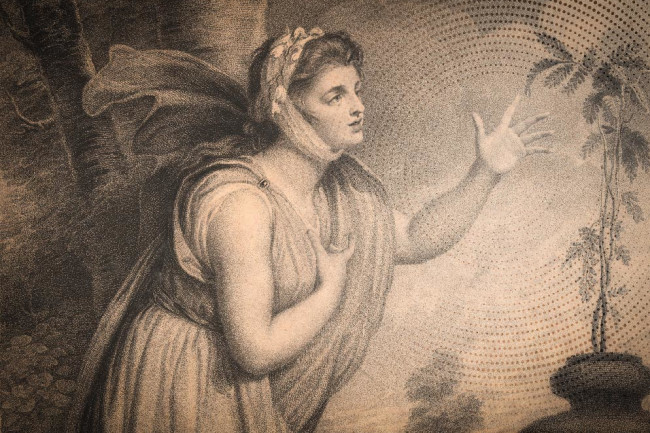 George Romney Emma Hamilton Sensibility - Wikimedia Commons