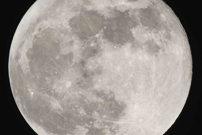 Full Moon - Shutterstock