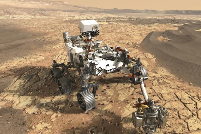 Mars2020 - NASA