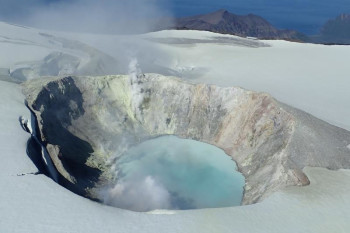 How We Know a Volcano Is Restless in Remote Alaska