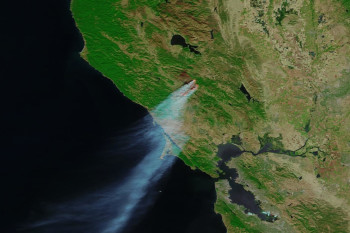 'Historic' Wind Event Could Whip California's Kincade Blaze into a Raging Firestorm