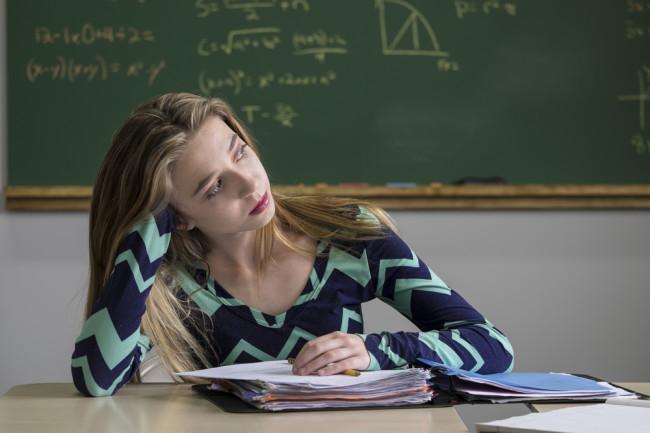 teenager distracted homework - shutterstock