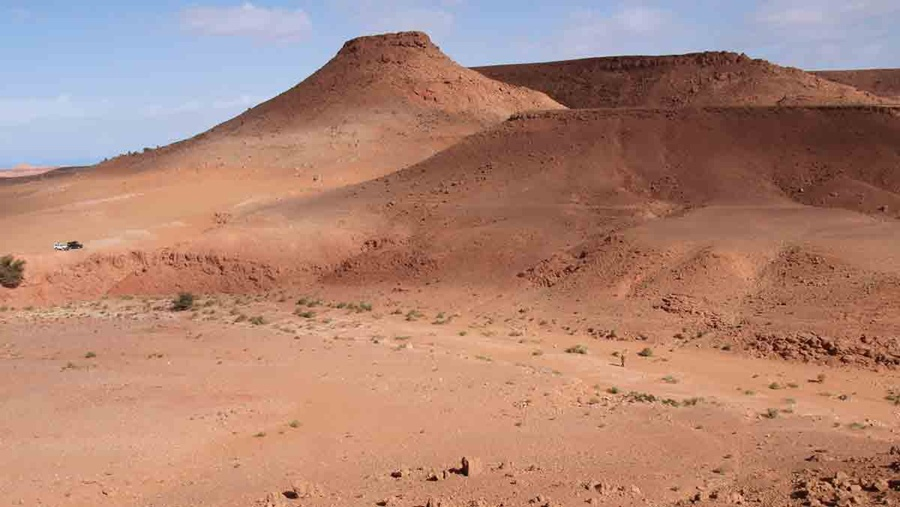 plateaus of morocco