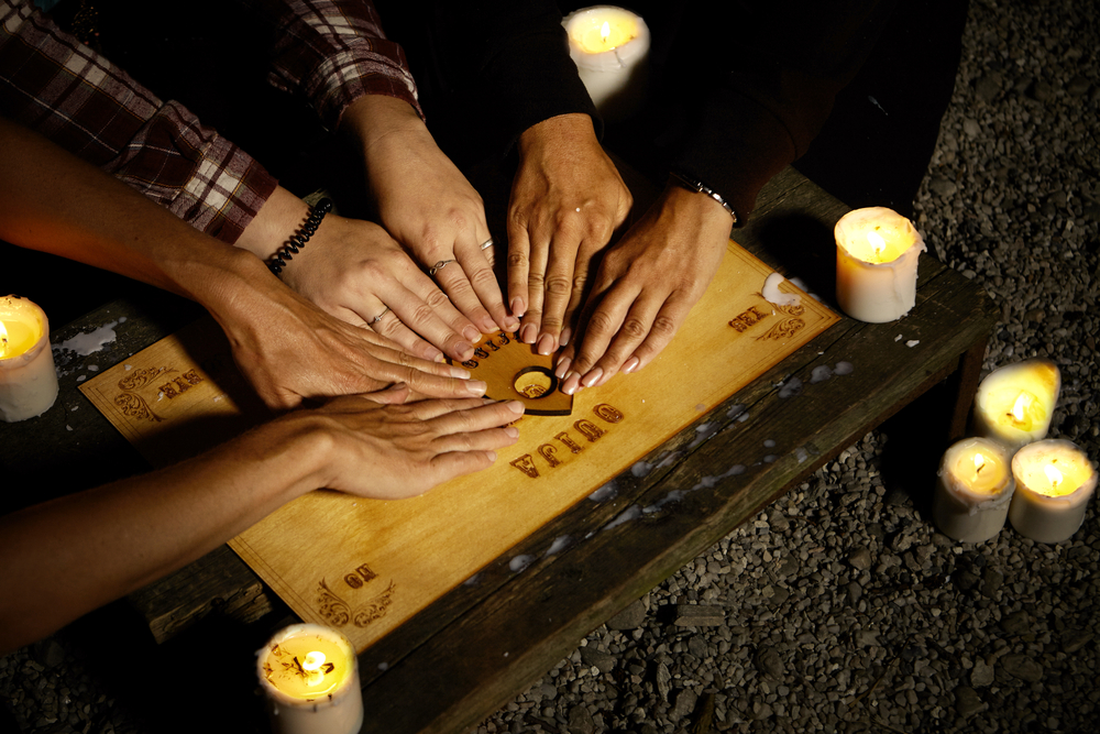 The Science Behind Ouija Boards