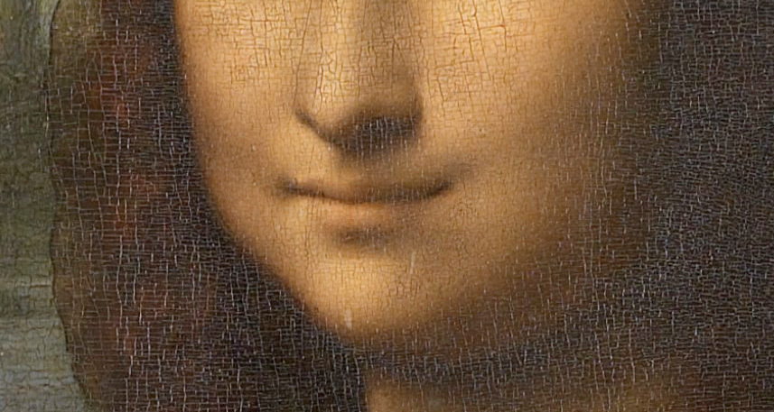Scientists Discover a Second 'Mona Lisa Smile' | Discover