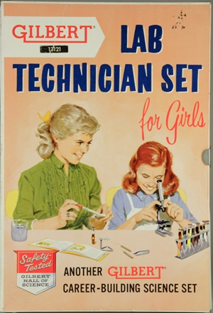 Gilbert Lab Technician Set - The Chemical Heritage Foundation Collections