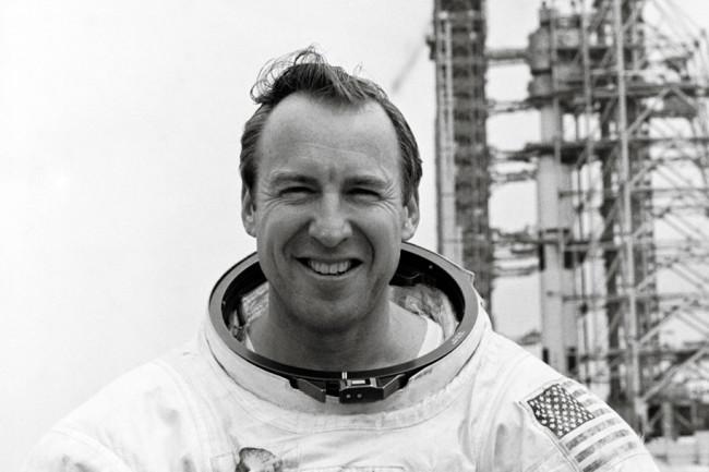 Jim Lovell - NASA