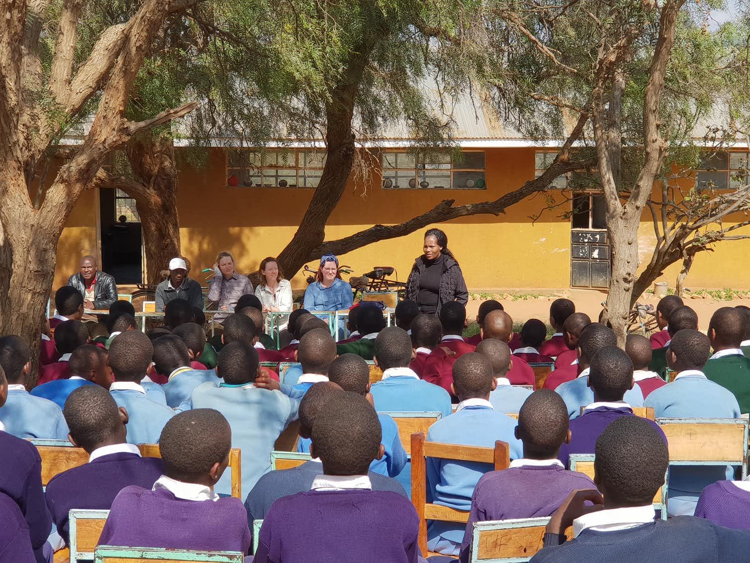 Tanzania Archaeological Outreach