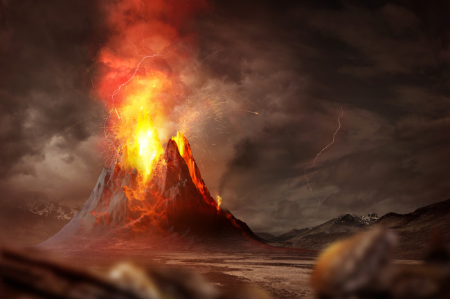 The Permian Extinction: Life on Earth Nearly Disappeared During the 'Great Dying'