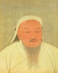1 in 200 men direct descendants of Genghis Khan