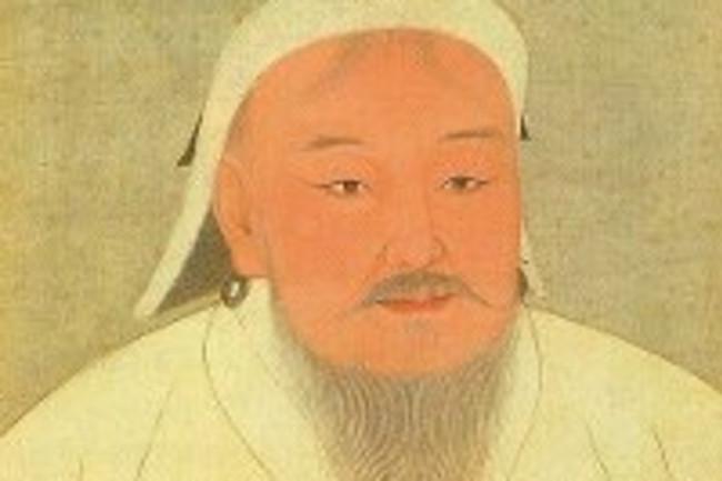 Chinggis Khan - National Palace Museum in Taipei