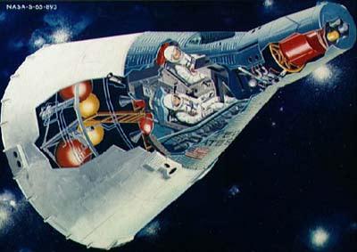 Gemini Capsule Concept - NASA