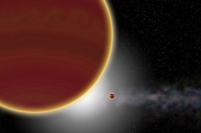 Beta Pictoris planet