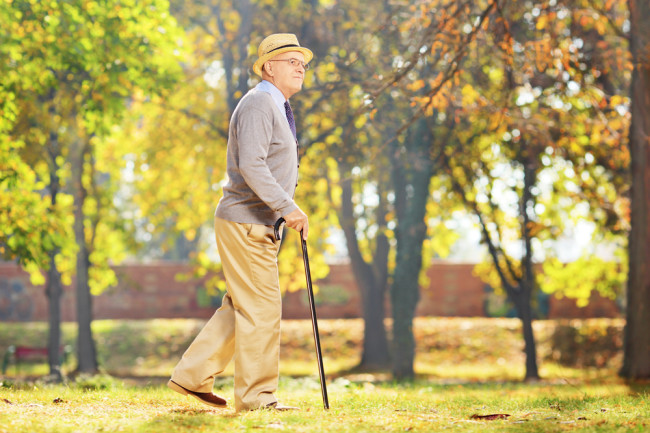 Old-Elderly-Man-Walking