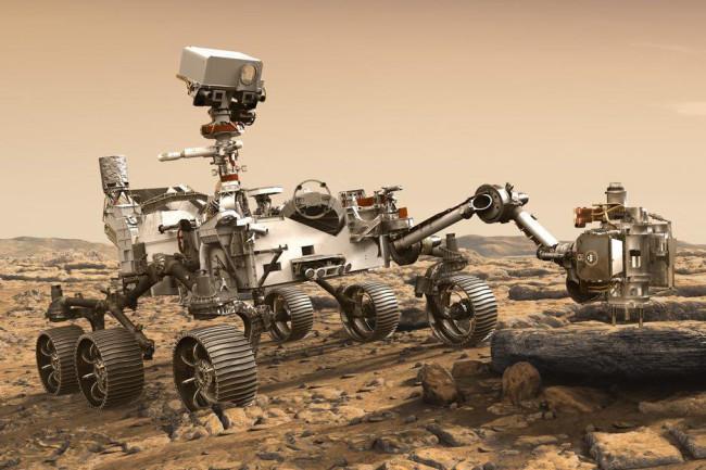 Perseverance rover - NASA