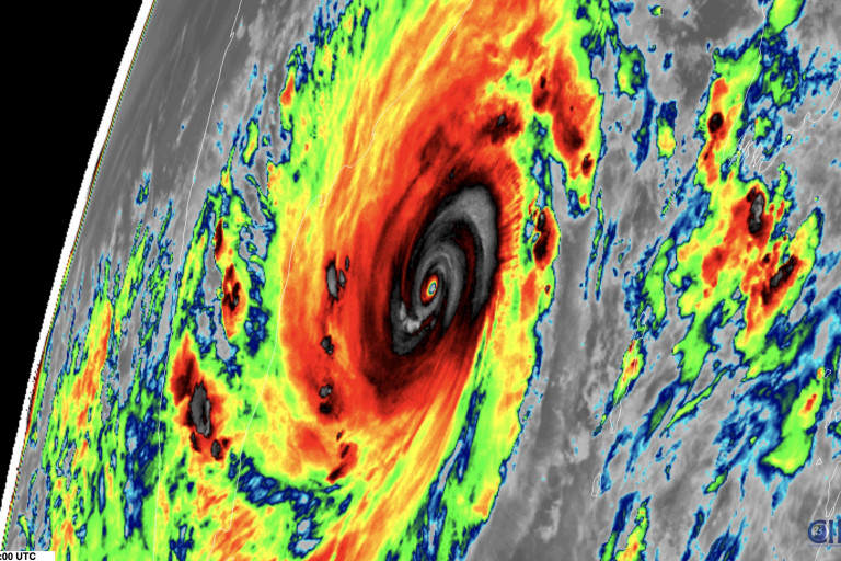 Super Cyclonic Storm Amphan Threatens Catastrophic Storm Surge in India and Bangladesh