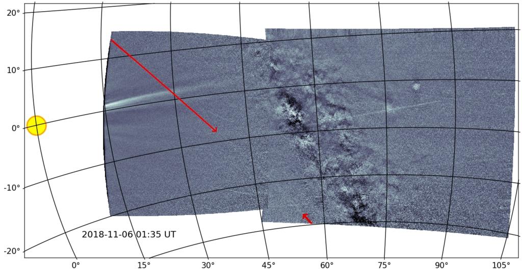 NASA Probe Spots Source of the Geminids Meteor Shower