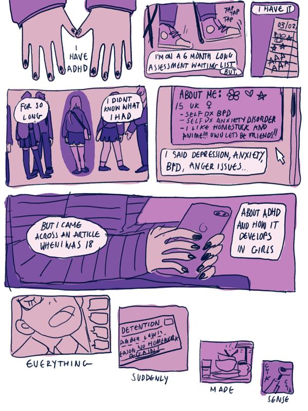 ADHD Comic 1