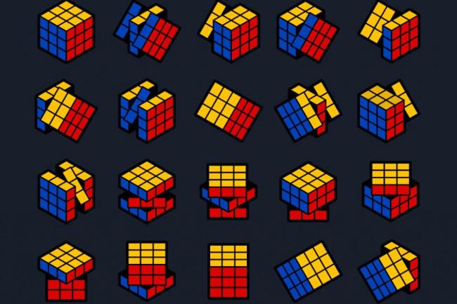 Rubiks Cube - Shutterstock