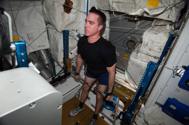 NASA chris cassidy