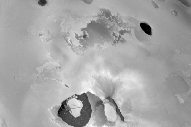 Loki volcano Io NASA JPL 1979 Voyager 1