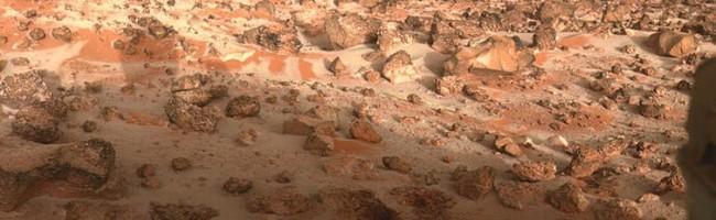 frost Viking 2 Utopia Planitia Mars