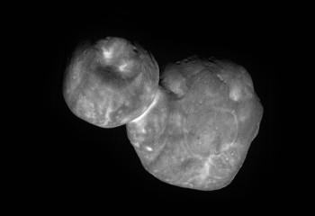 Arrokoth, Formerly Known as Ultima Thule, Gets a Closer Look