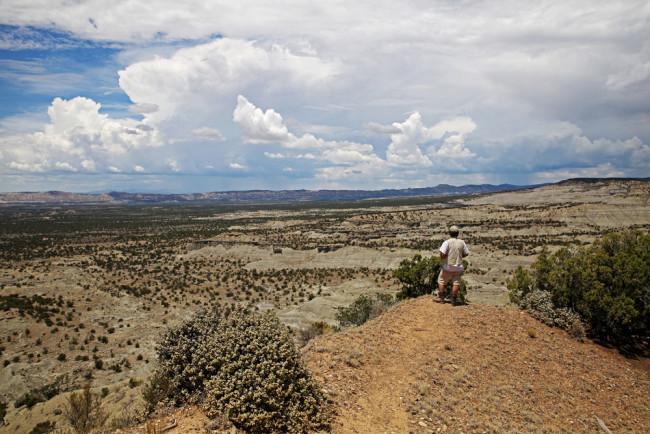 Alan Titus, Kaiparowits Plateau, Grand Staircase-Escalante National Monument - Jake Bacon