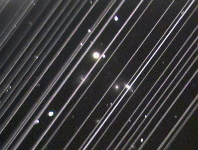 Starlink Satellites Interrupting Astronomy - Lowell Obs