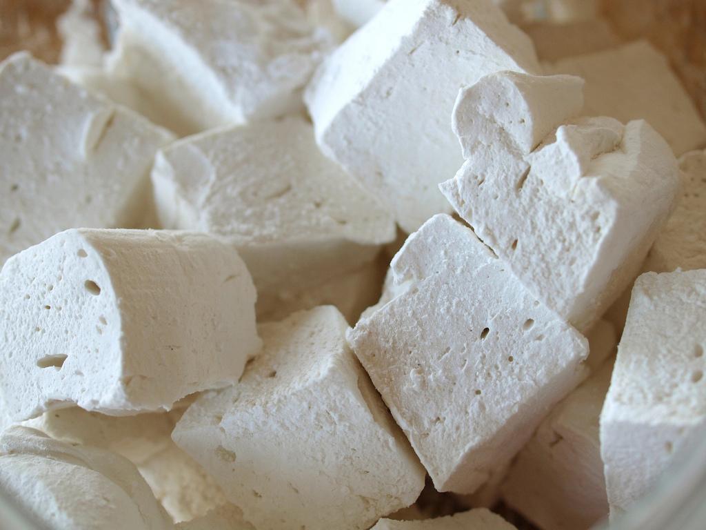 marshmallows Flickr