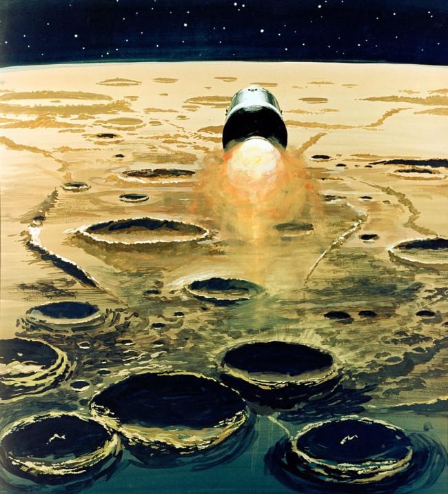 Apollo Spaceship - NASA