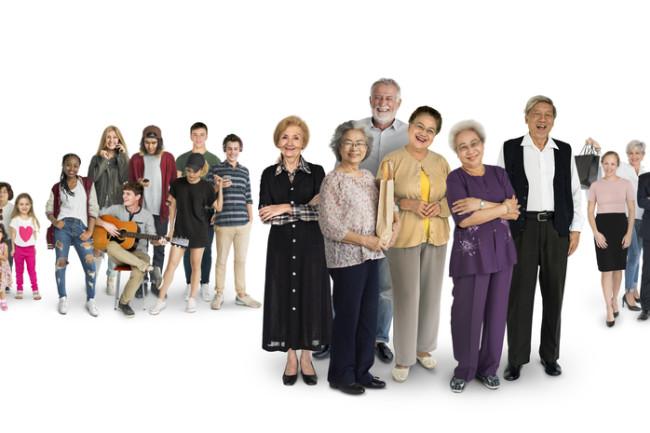 Generations - Shutterstock