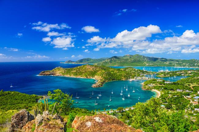 Antigua island - shutterstock