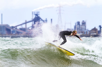 The Government is Scaling Back Water Quality Protections. These Surfers are Picking up the Slack