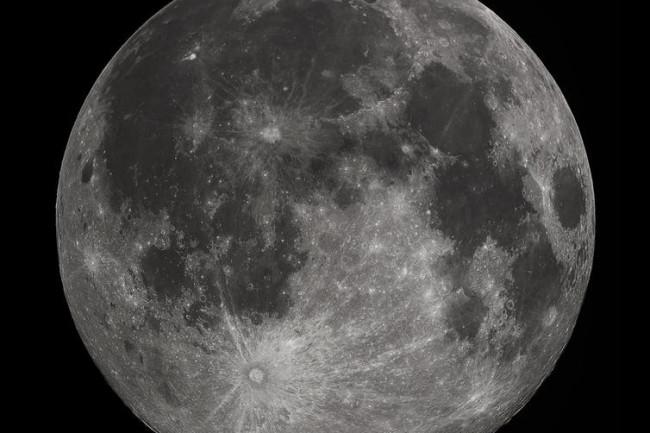 Moon Wikimedia CC BY-SA